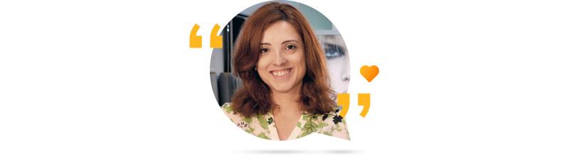 Bianca Magalhães - Supervisora de markerting da Epson do Brasil