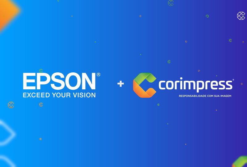 Corimpress é case de sucesso da Epson