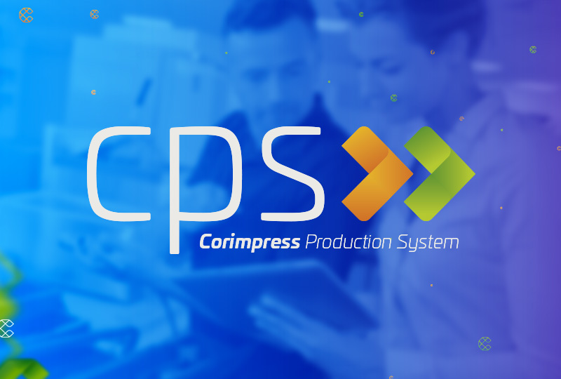Corimpress implementa CPS - Corimpress Production System