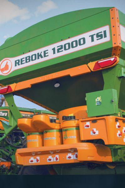 Adesivo para máquinas agrícolas - Stara