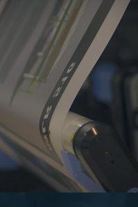 Identificação em grandes formatos - Impressão